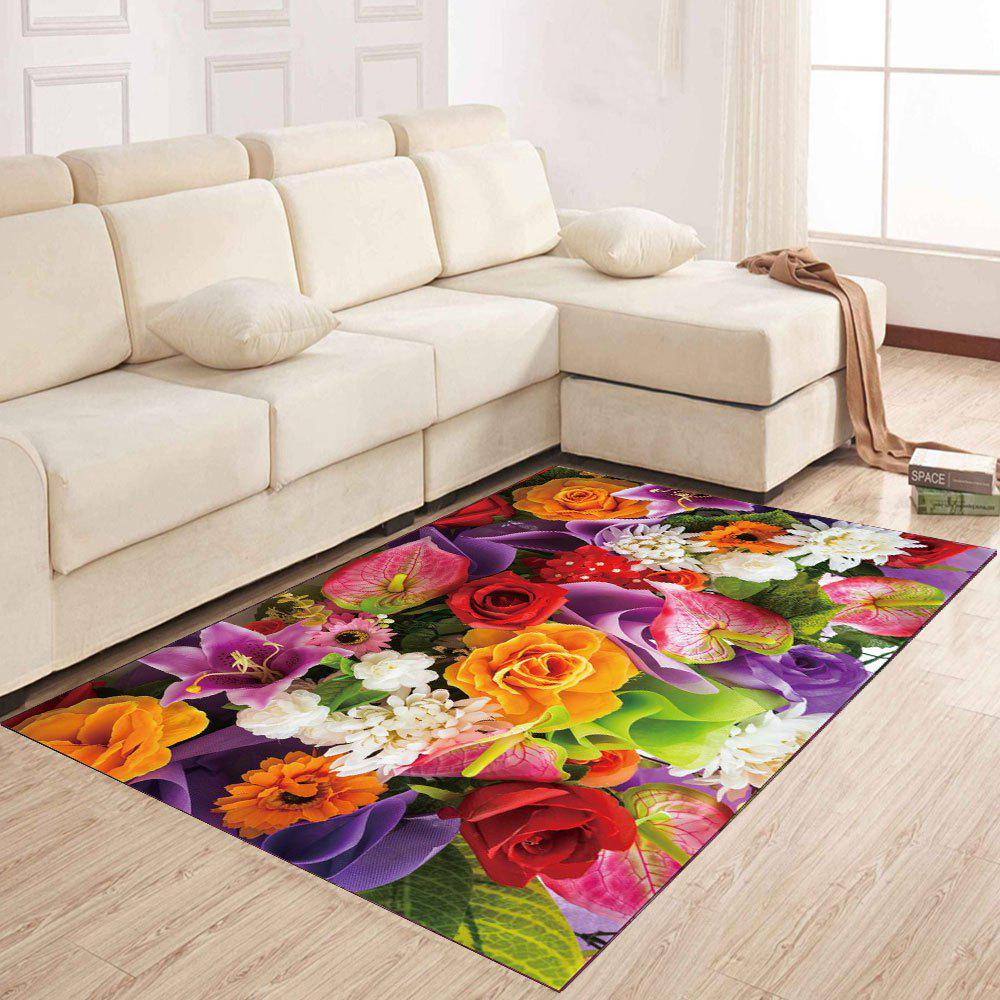 Best Living  Room  Mat Simple Modern Nordic Geometric Table Rug