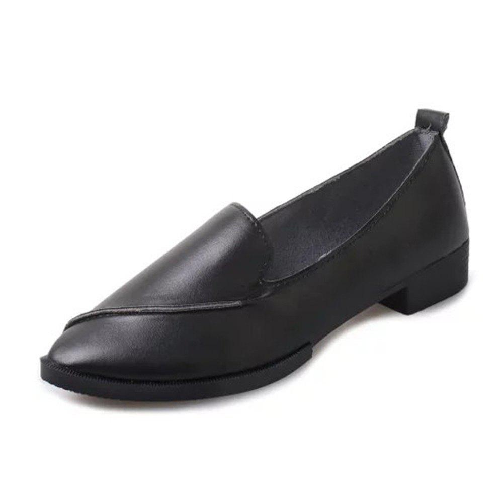 Unique Casual Shoes with Pointed Tips