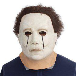 YEDUO McMell's Movie Moonlight Terrorist Latex Mask Devil Cosplay For Halloween -