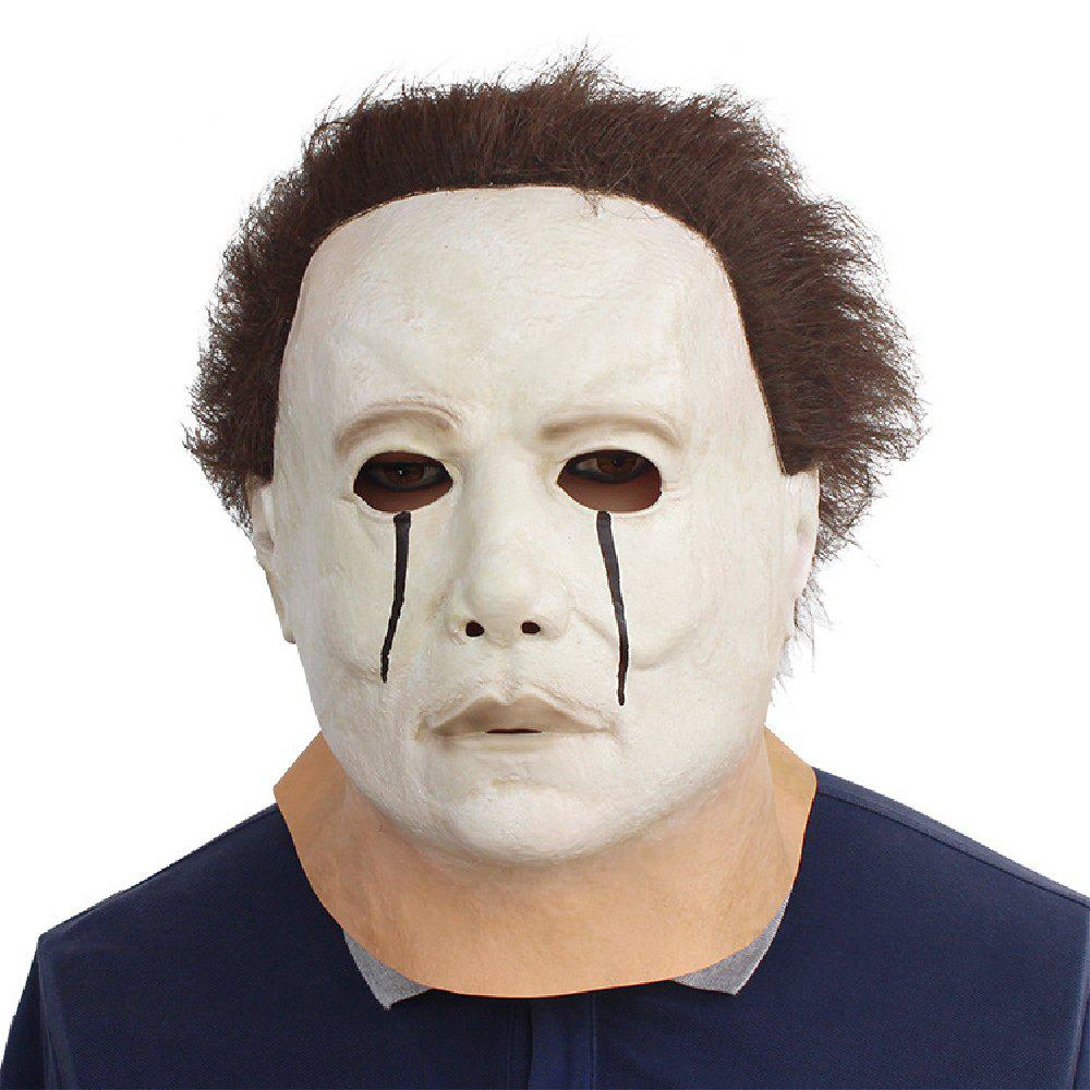 YEDUO McMell's Movie Moonlight Terrorist Latex Mask Devil Cosplay для Хэллоуина