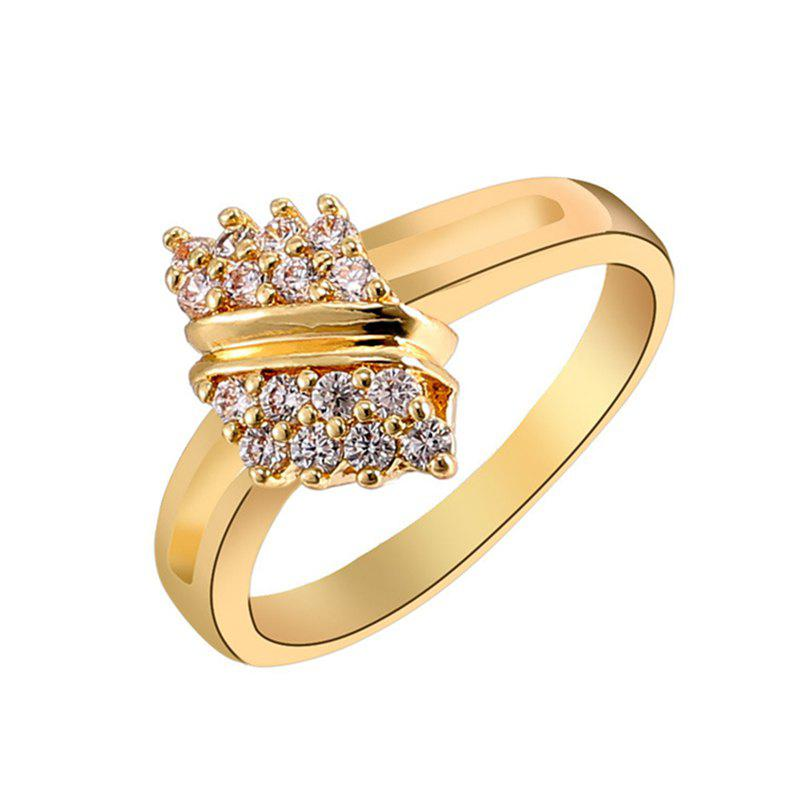 Online Fashion Personality Bow Female Ring