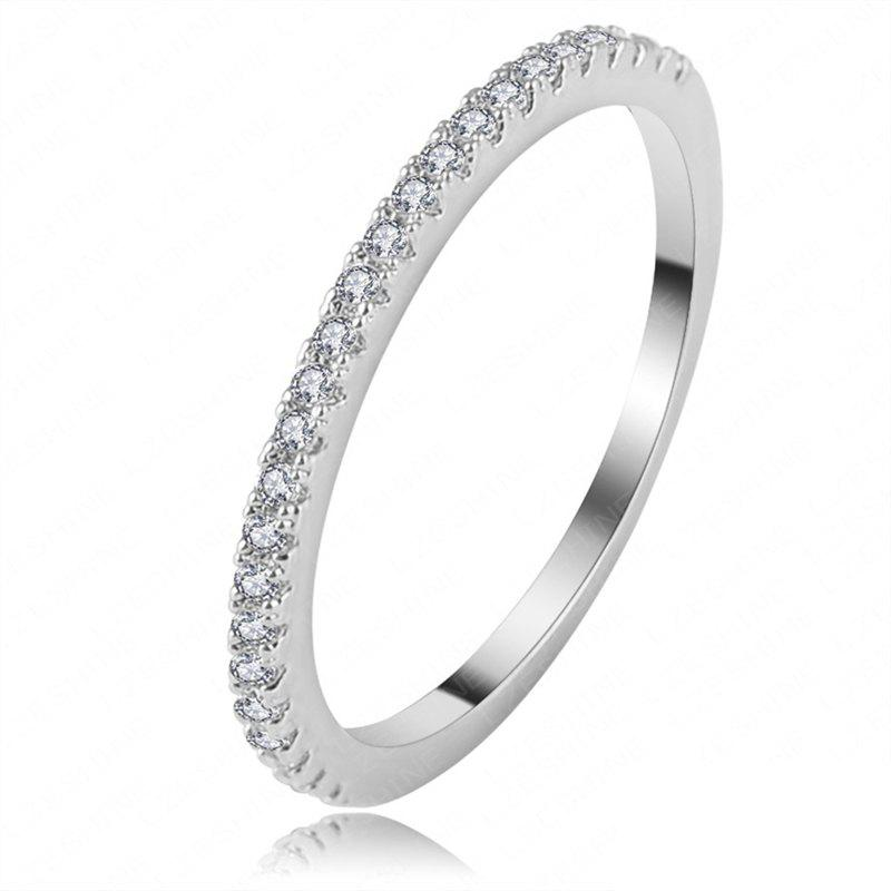 Best Fashionable Delicate Zircon Ring Girl