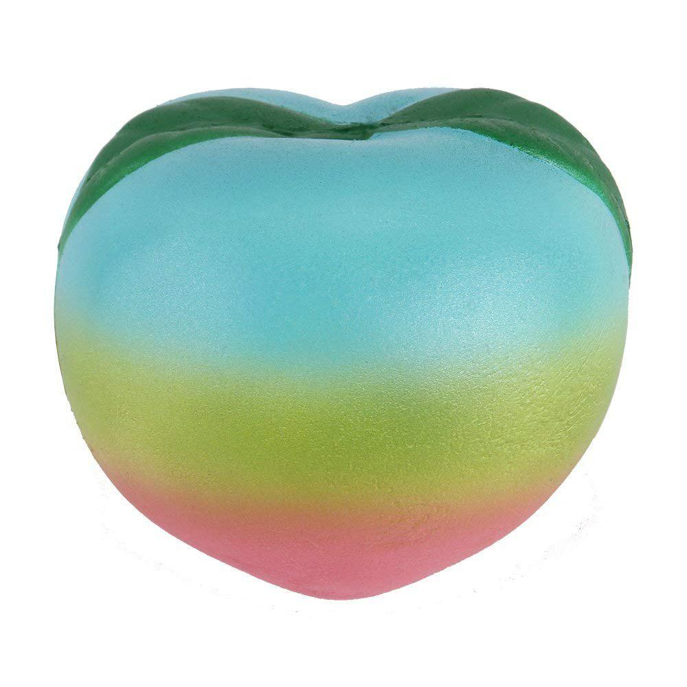 Sale Realistic Peach Soft PU Foam Squishy Toy