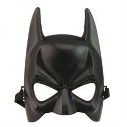 Halloween Batman Adult Masquerade Mask Half Face Costume Equipment -