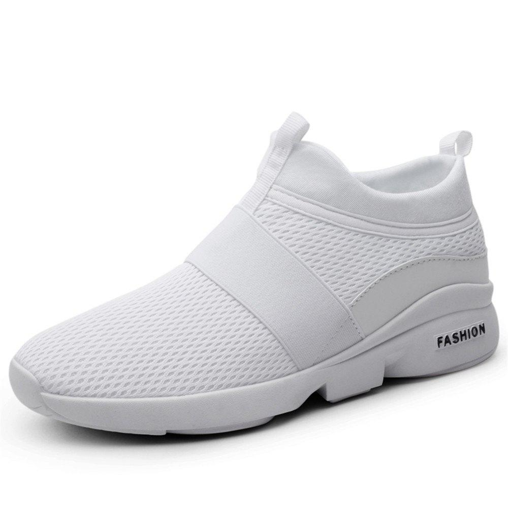 Latest Men'S Breathable Casual Shoes