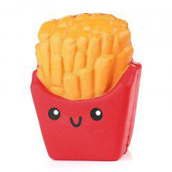 Jumbo Squishy French Fries Slow Rising Collection Decoration Toy -