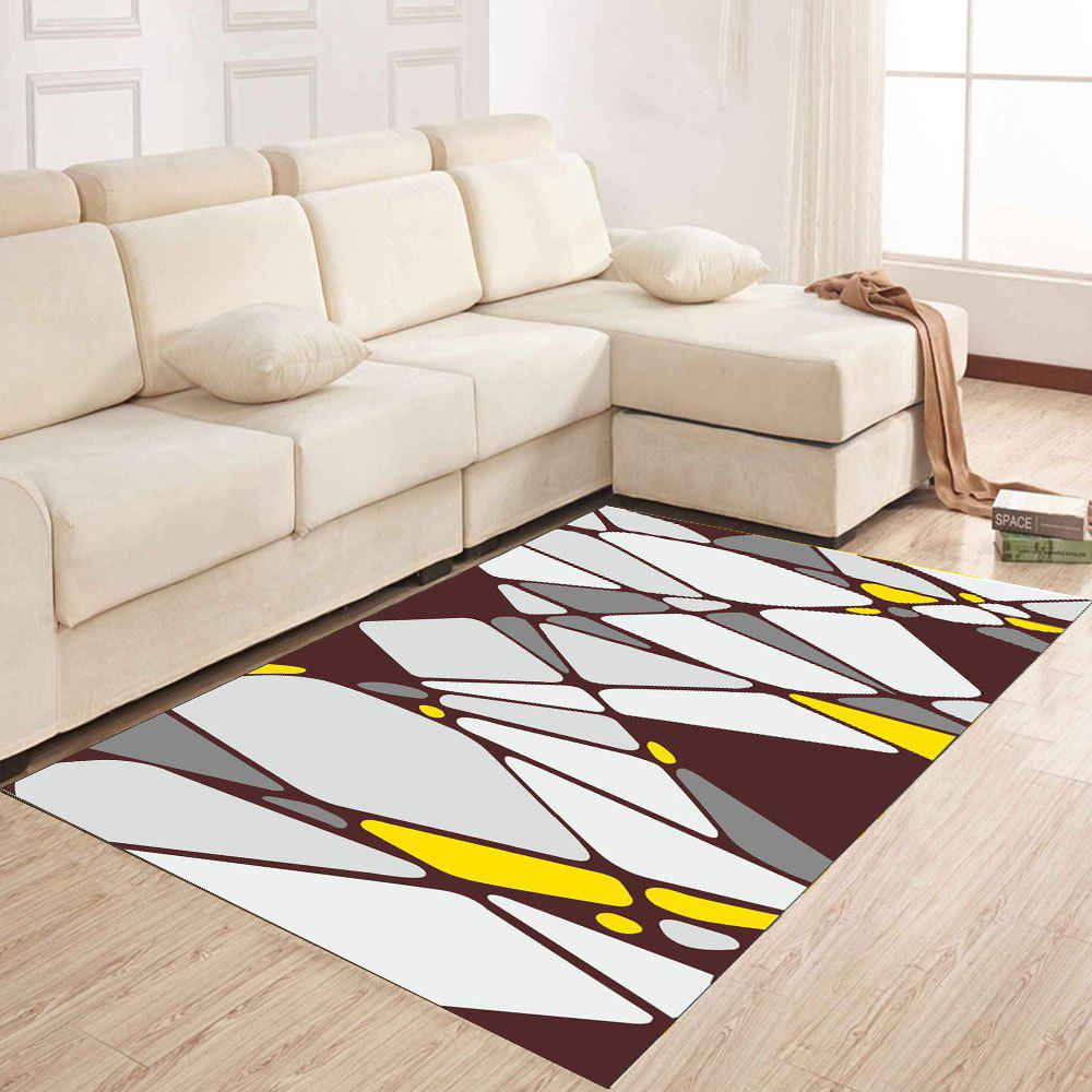 Shop Living Room Mat Simple  Modern Nordic  Geometric Table Rug