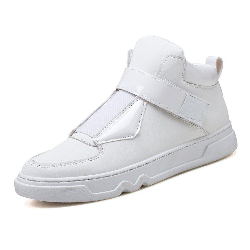 Online ZEACAVA Fashion Men  New Two-color High-top Shoes
