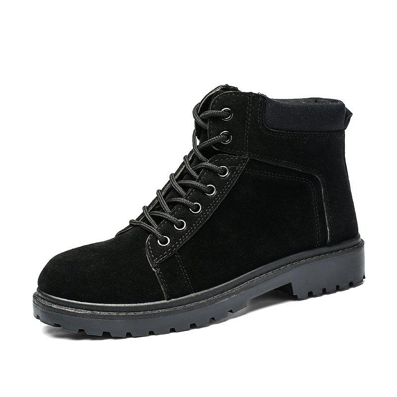 Online ZEACAVA Spring and Autumn Casual Fashion Short Men's Martin Boots