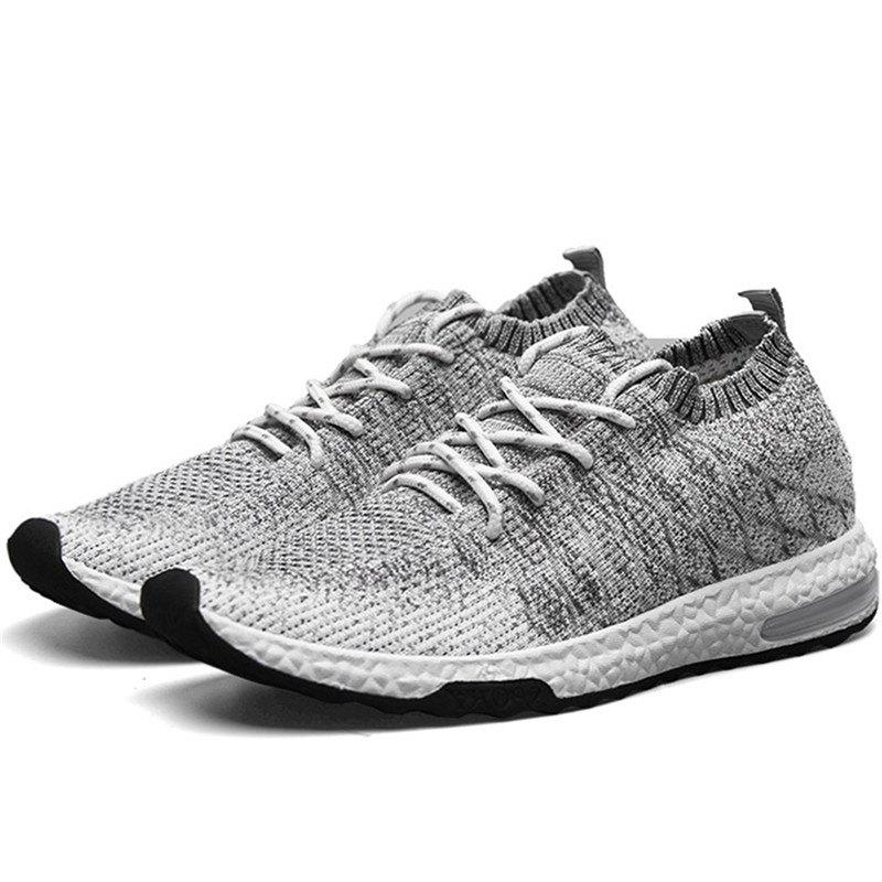 Outfit Sports Lightweight Lace Up Men Breathable Mesh Outdoor Slip On Boat Leisure Shoe