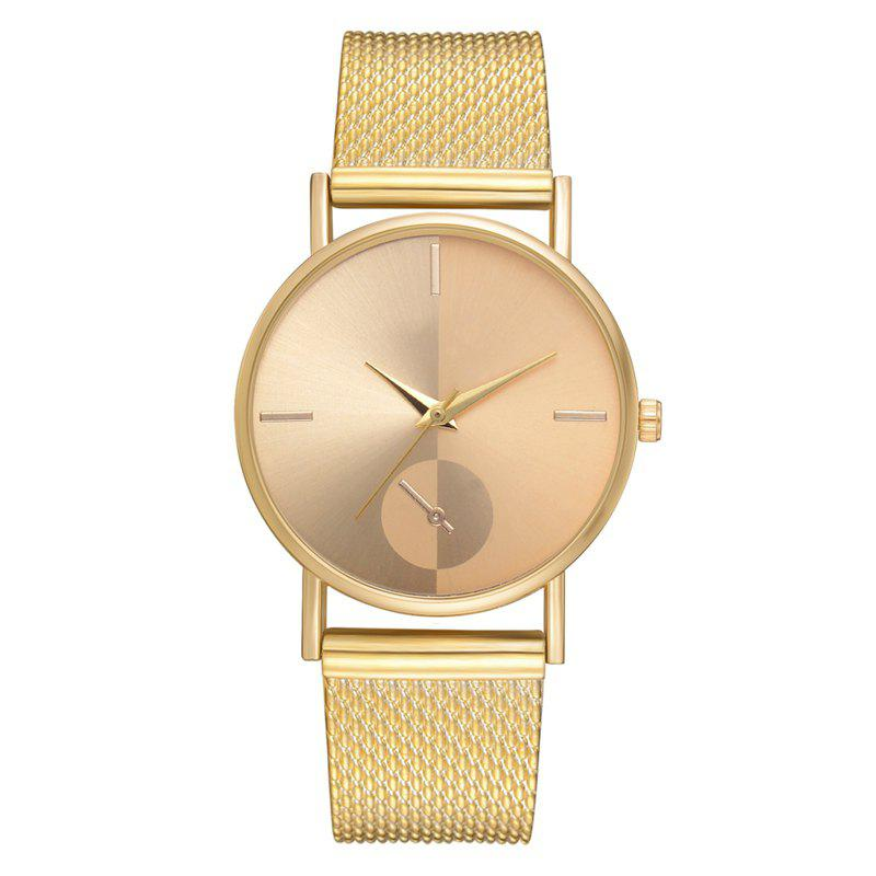 New XR2924 Ladies Simple Casual Mesh Alloy Watch