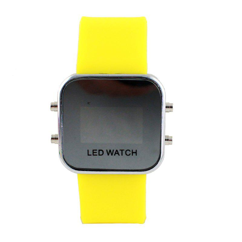 New Multicolor Digital LED Display Wrist Watch