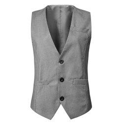 Men's  Fashion Casual Suit Vest -