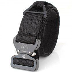 ENNIU Outdoor Military Training Rescue Rappelling Safety Nylon Belt -