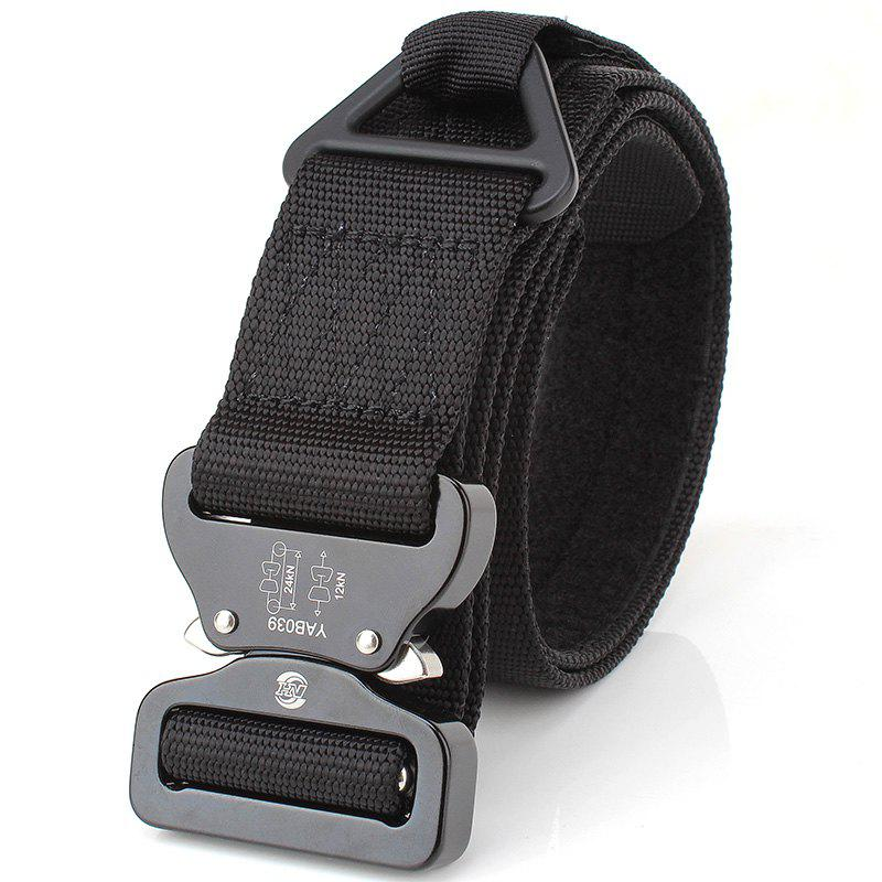 ENNIU Outdoor Military Training Rescue Rappelling Safety Nylon Belt