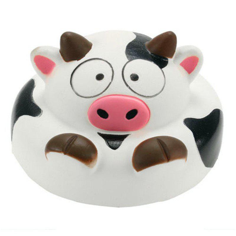 Hot Jumbo Squishy Cow Slow Rising Animal Collection Gift Decor Toy