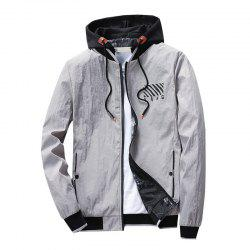 Men Autumn Stylish Casual Hoodie -