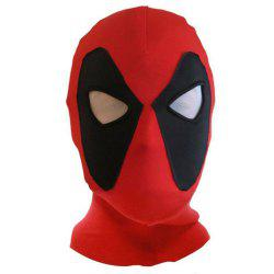 Halloween Cosplay Costume Party Face Mask -