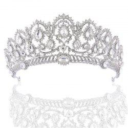 Bridal Headdress Rhinestone Popular Luxury Bride Headband -
