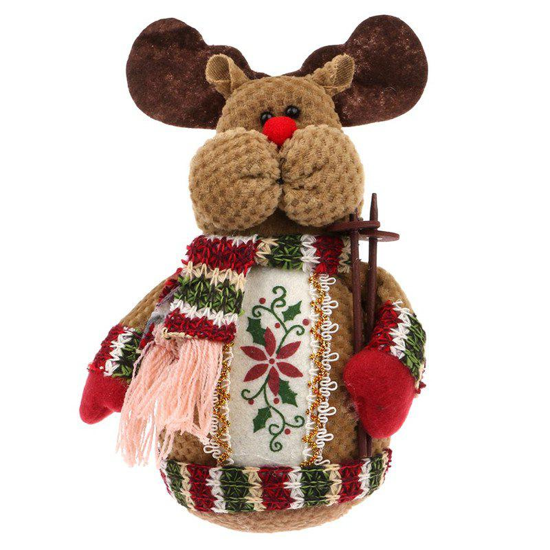 Online Lovely Doll Snowman Christmas Gift Toy