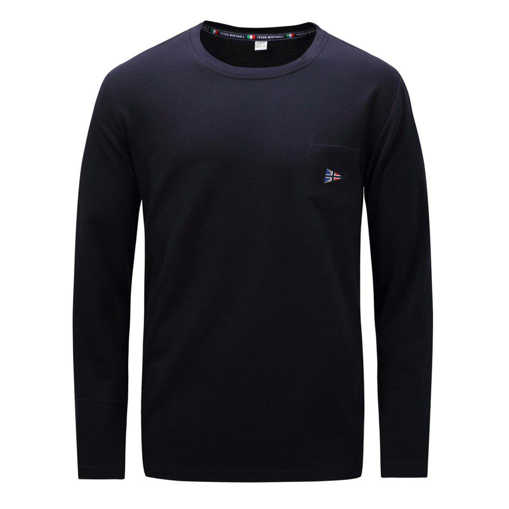 Outfit FREDD MARSHALL Men's Long Sleeve T-shirt