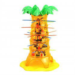 Tumbling Monkey Falling Climbing Board Game Family Parent Child Interactive Toy -