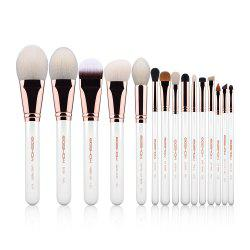 15 PCS Classic Brush Kit -