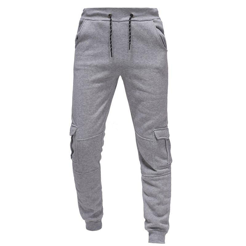 Online Men's Casual Sports Trousers