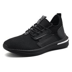 Men Autumn Light Breathable Leisure Sneakers -