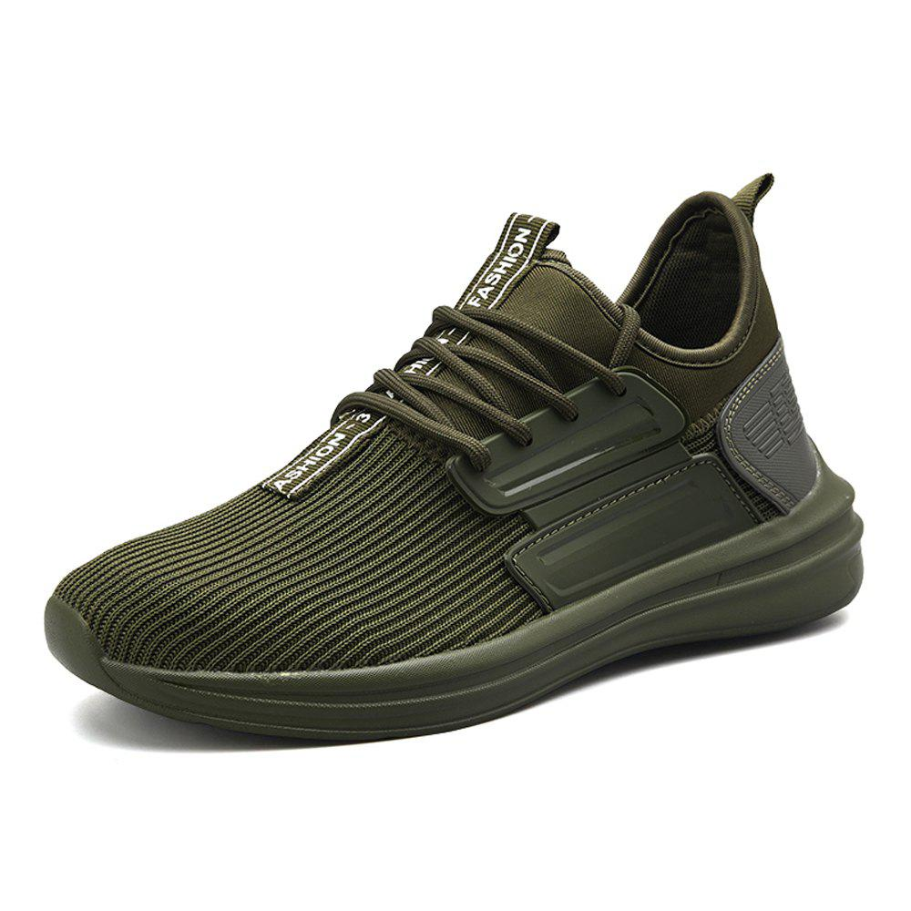 Outfits Men Autumn Light Breathable Leisure Sneakers