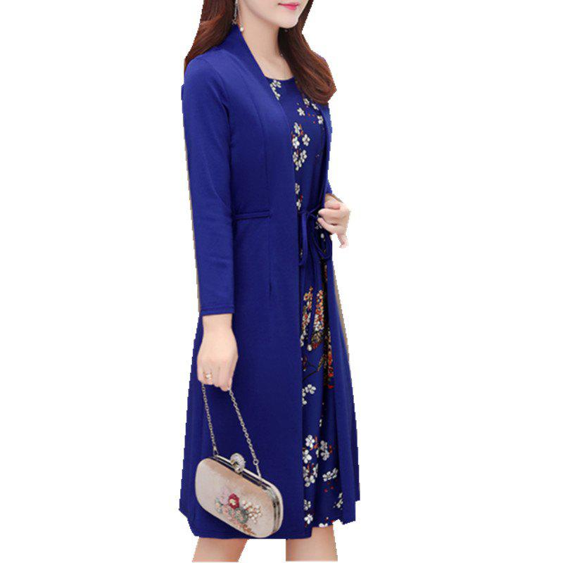 Outfit Loose Beautiful Mom Dress