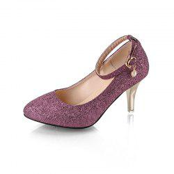 Fine  Heeled Sexy Working Women Shoes -