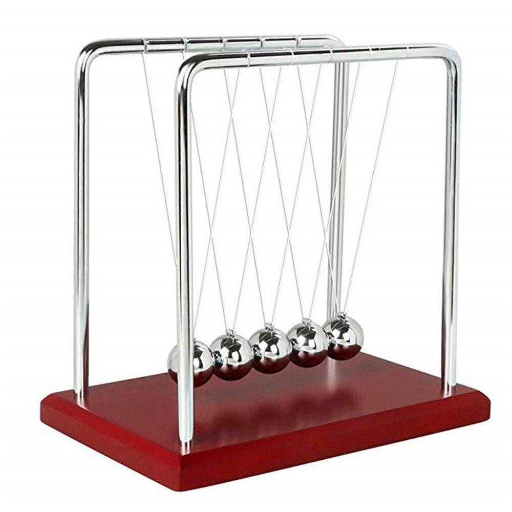 Fashion Balance Ball Newton Cradle Type Office Pressure Relief Toy