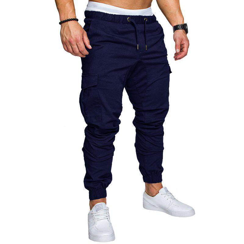Unique Men's Casual Fashion Trousers