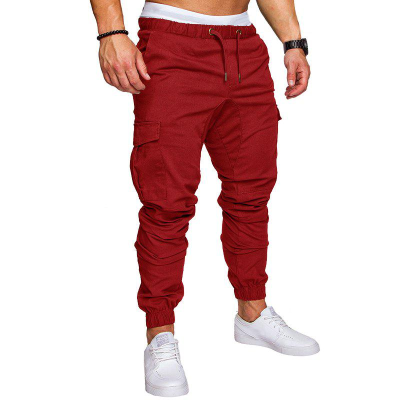 Online Men's Casual Fashion Trousers