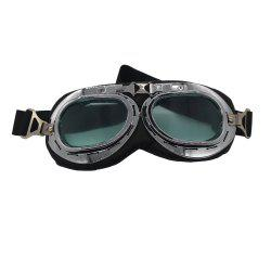 Retro Harley Motorcycle Riding Goggles -
