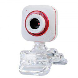 USB 2.0 10 Megapixel HD Web Camera with MIC Clip-on -