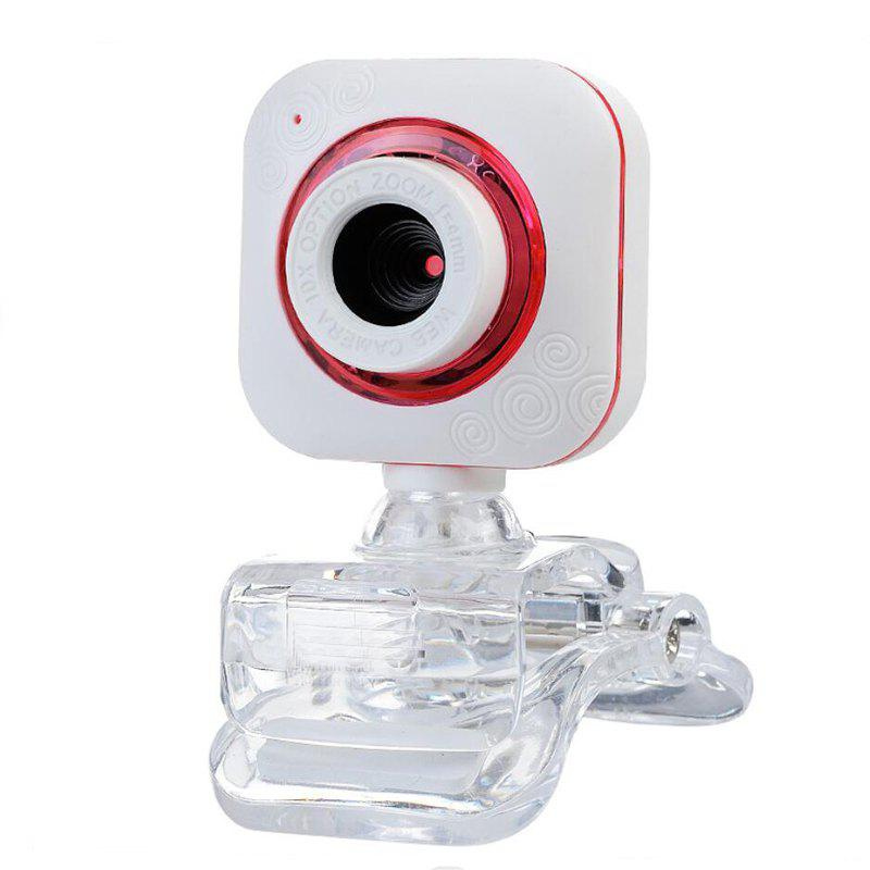 Buy USB 2.0 10 Megapixel HD Web Camera with MIC Clip-on