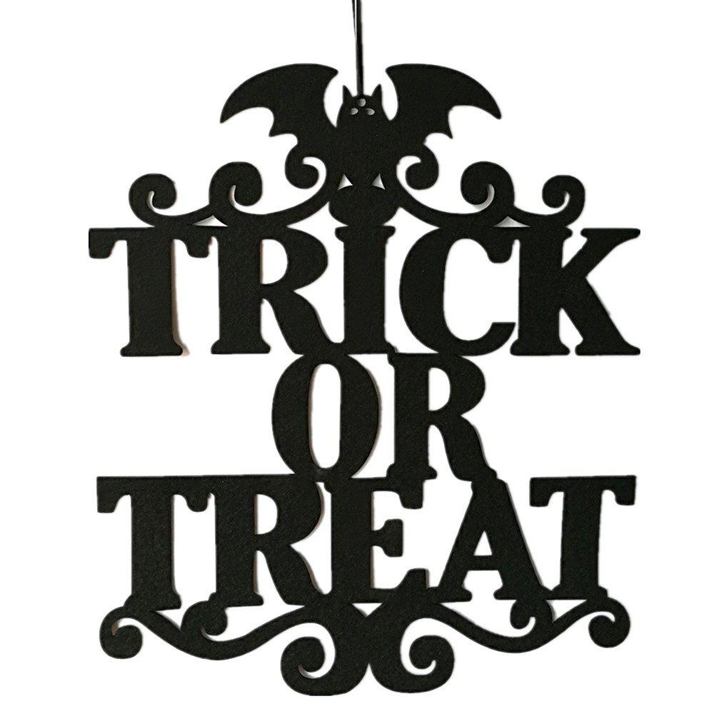 Discount Halloween Hanging Door Decorations Wall Party Home Decoration Holiday Accessorie