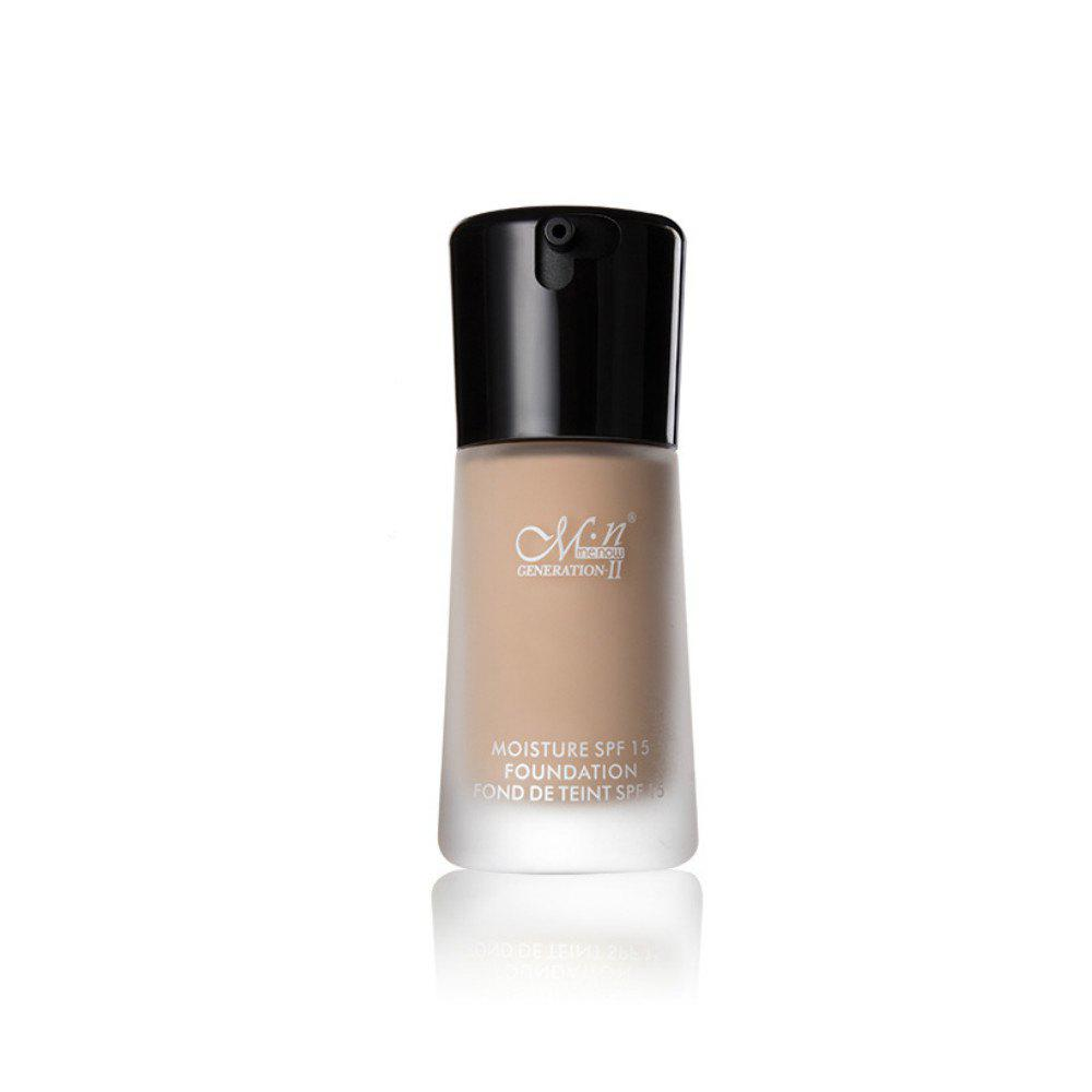 MENOW Liquid Foundation Hydratant Hydrofuge
