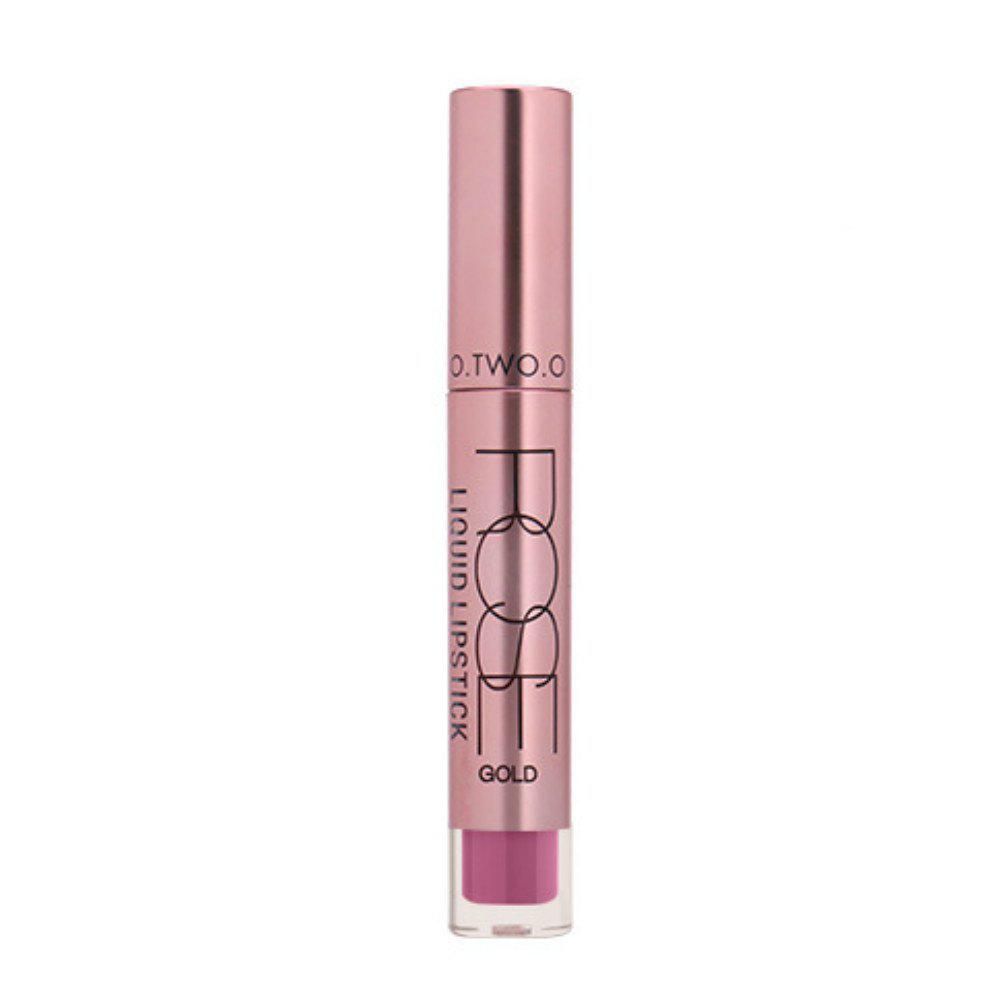 Affordable OTWOO Moisture Matte Lip Gloss Color Waterproof Lipgloss