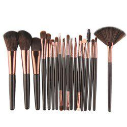 Set de pinceaux de maquillage professionnel 18 PCS -