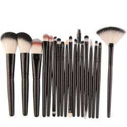 Professional Make Up Brushes Set 18 PCS -