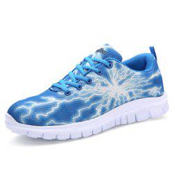 Breathable Comfortable Couple Running Sport Shoes -