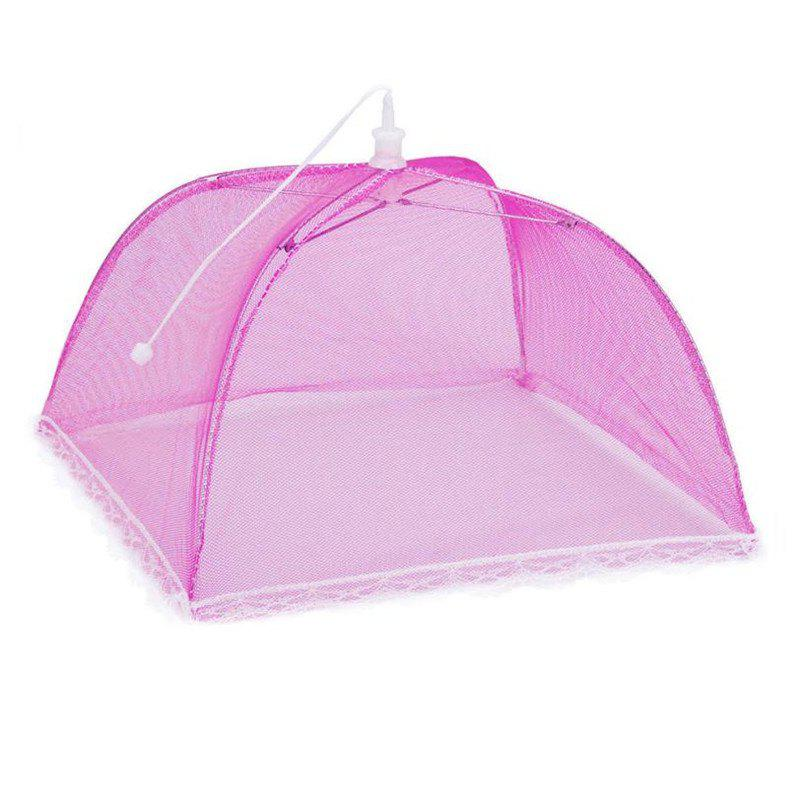 Outfit 43cm Home Folding Dish Cover Fine Mesh Large Anti Fly Family Food Net Covers