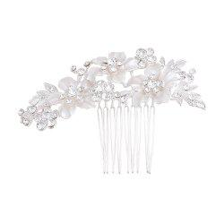 Exquisite Flower Hair Comb(Handmade) -