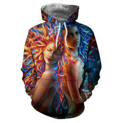 New Fashion Casual Novelty 3D Printed Hoodies -