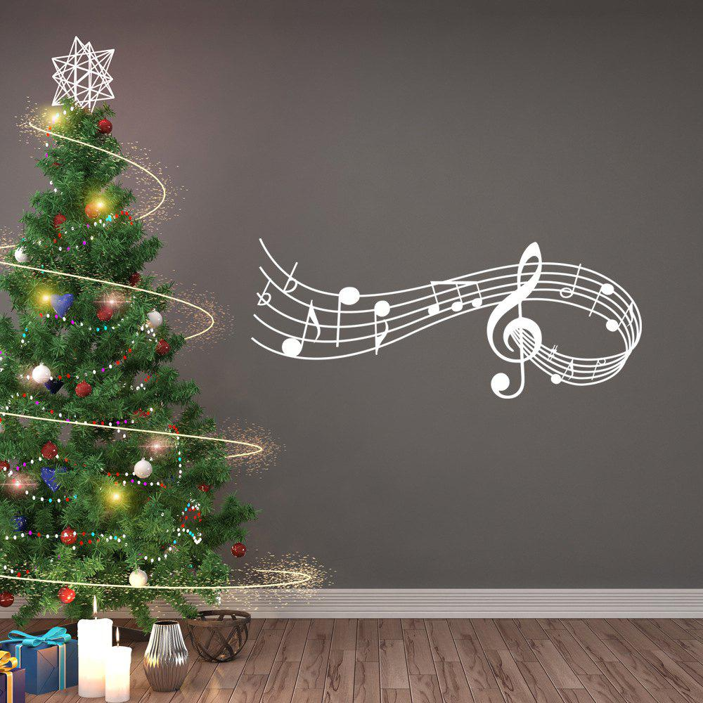 Music Symbol PVC Wall Stickers