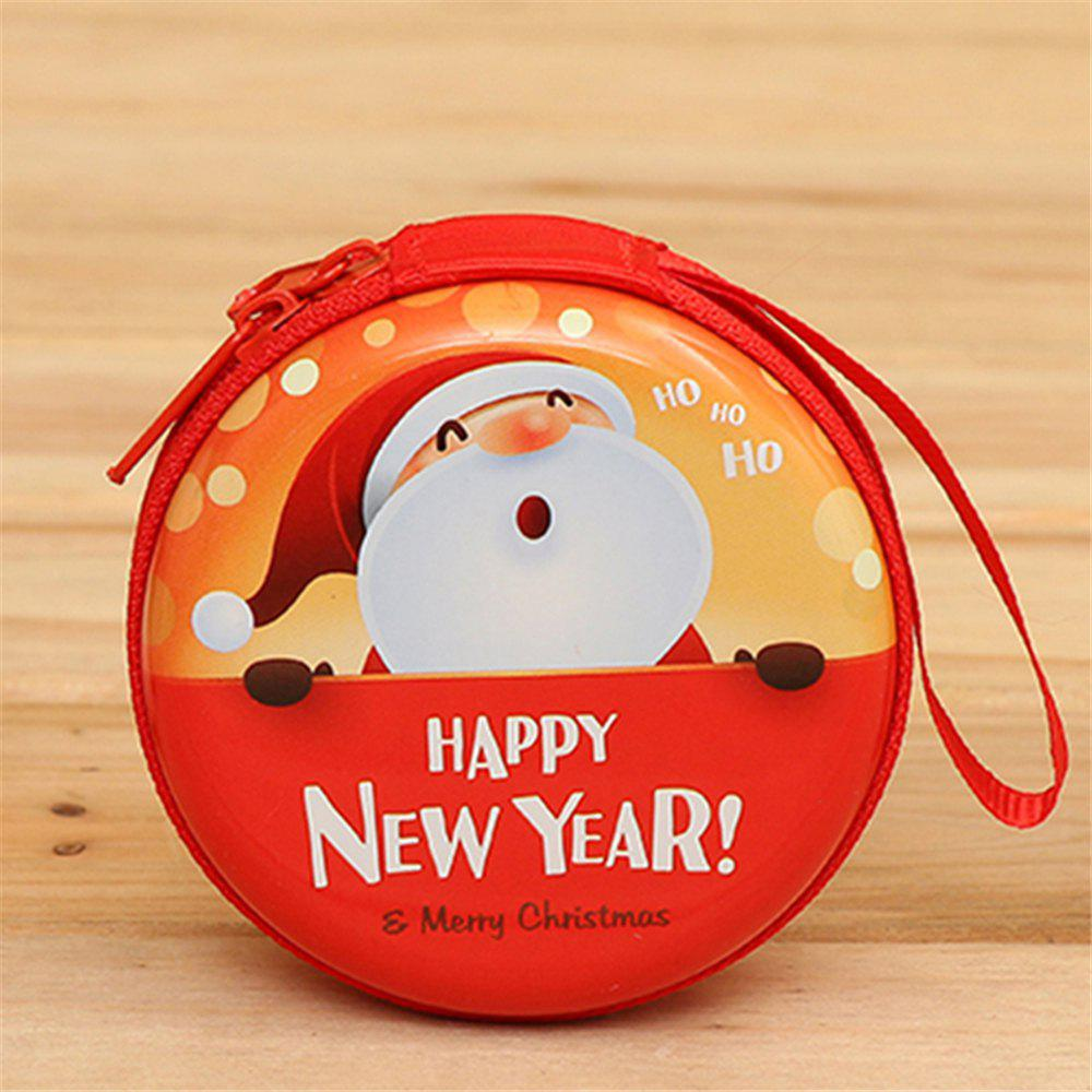 Affordable Christmas Gifts Coin Purse  Earphone Storage Bag  Tree Window Decoration Pendant