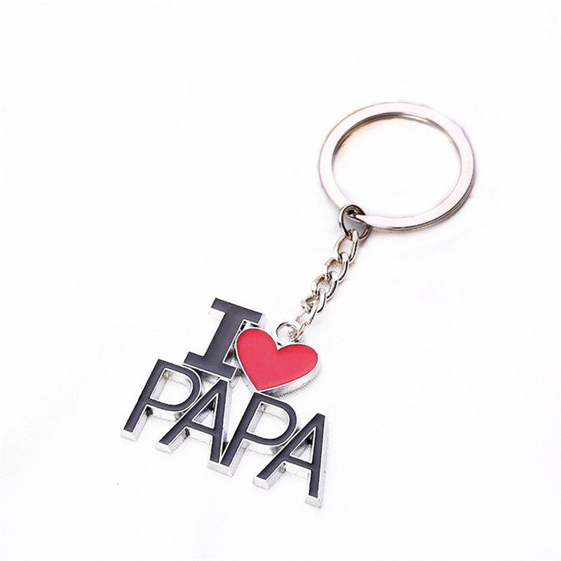 Hot Father Day Keychain Small  Gift